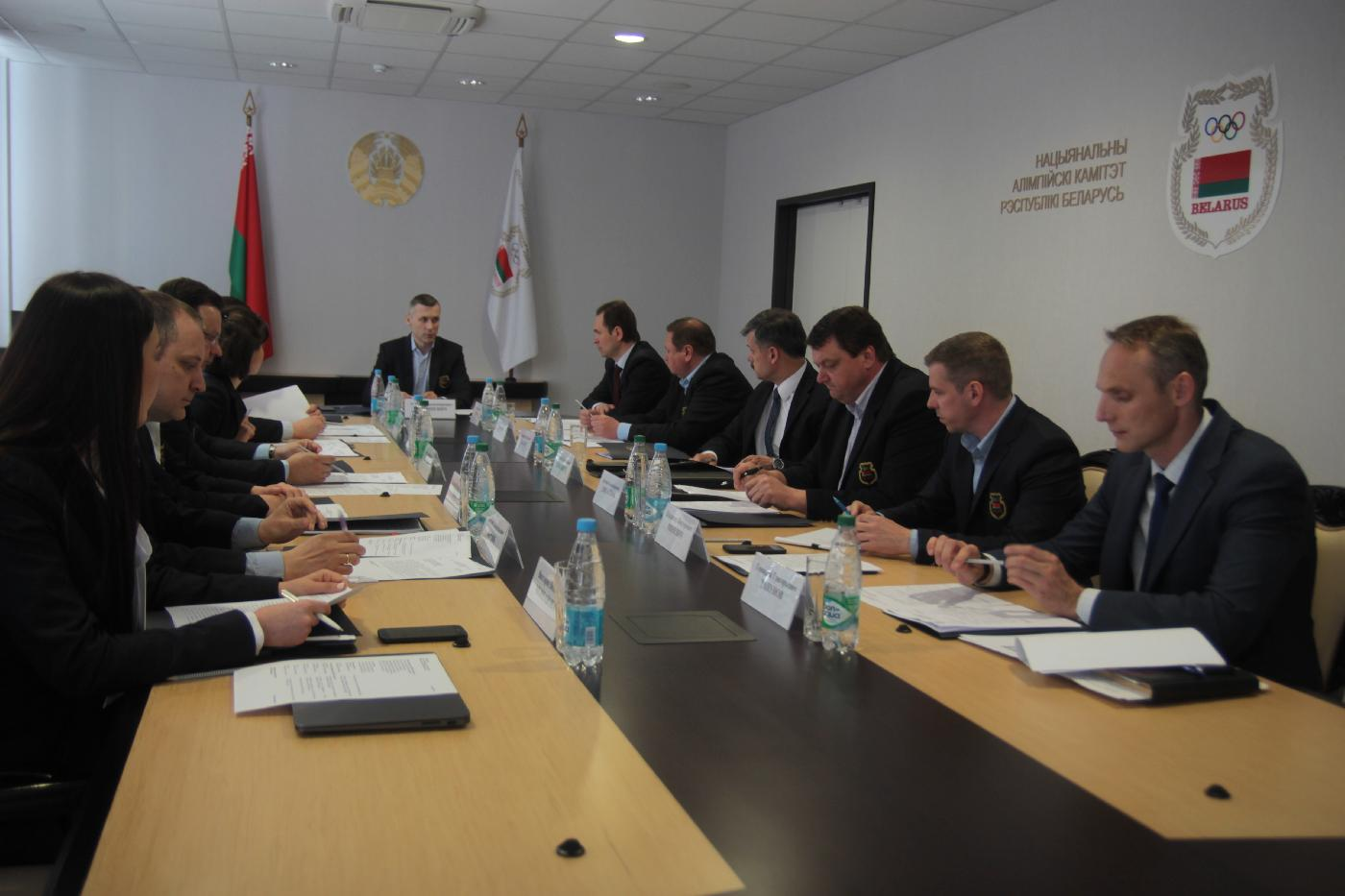 The Executive Committee of the NOC of Belarus approved the chief of mission for the Youth Olympic Games in Buenos Aires