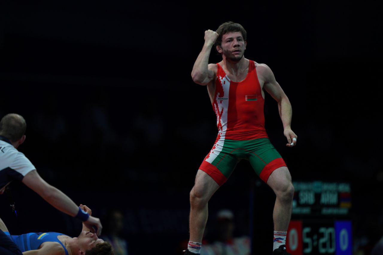 Minsk 2019. Soslan Daurov clinches bronze at 2nd European Games!