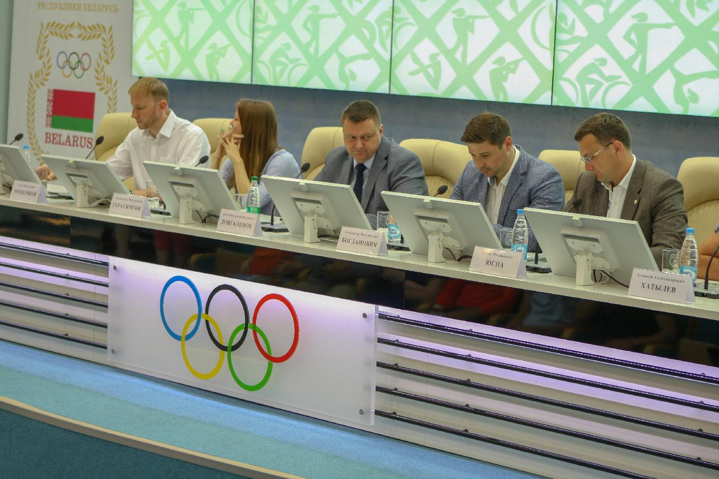 "Dmitry Dovgalenok: ""The concept of the International Olympic Day is a holiday for children"""