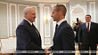 Lukashenko: Belarus ready to host UEFA Super Cup