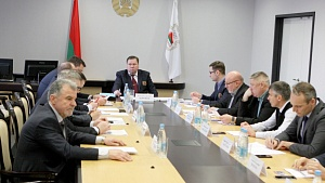 The NOC of Belarus Commission approved the work plan for 2020