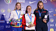 Belarusian Maria Martynova became a silver medalist in the European Shooting Championships