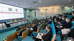 Development of football discussed in the NOC Belarus
