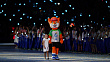The Closing ceremony of 2nd European Games