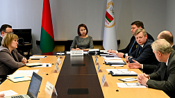 Belarus NOC medical and anti-doping commission holds session on 21 April