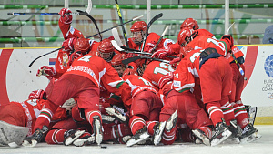 EYOF-2019. Hockey. Belarusians beat the team of Finland and will compete for the gold of the festival